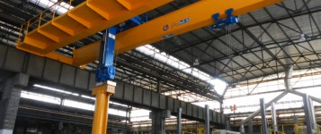 Single/Double Girder Under - Slung Crane